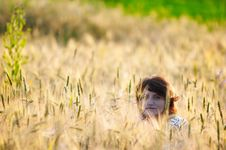 Free Young Happy Woman Royalty Free Stock Photography - 15229647