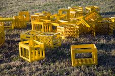Free Plastic Boxes Stock Photo - 15229890