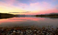 Free Evening At Lake Tekapo. NZ Royalty Free Stock Image - 152298636