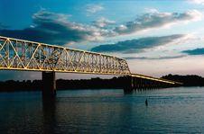 Free Bridge Royalty Free Stock Photography - 15230657
