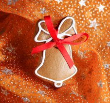 Free Gingerbread Cookie Stock Photography - 15230842