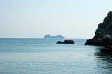 Free Ship Under The Sea Stock Photo - 15230970