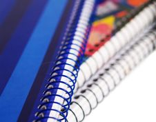 Free Notebooks Royalty Free Stock Images - 15231159