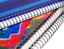 Free Notebooks Stock Images - 15231164