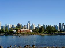 Free Harbor View In Vancouver Stock Image - 15231301