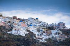 Free Santorini Stock Image - 15231471