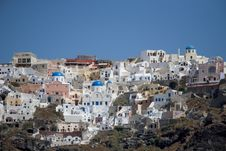 Free Santorini Royalty Free Stock Images - 15231489