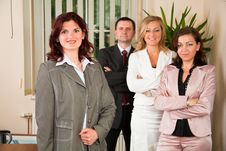 Free Business Team Stock Photography - 15231492