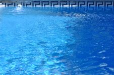 Free Swimming Pool Royalty Free Stock Image - 15231536