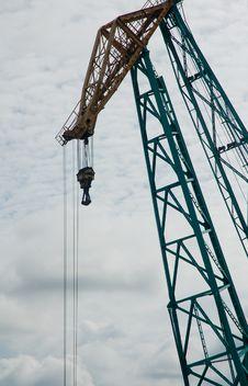 Free Crane Stock Images - 15231624