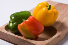 Free Bell Peppers Royalty Free Stock Image - 15232076