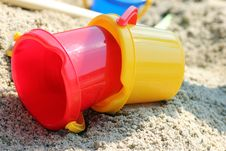 Free Toys Left Stock Photography - 15234812