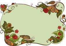 Free Floral Framework Stock Photo - 15234820
