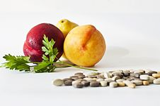 Free Fruit Or Pills Stock Photo - 15234950