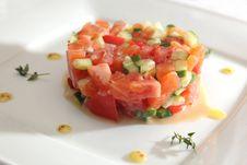 Free Dietetic Vegetable Dish Stock Image - 15235351