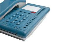 Free Blue Phone | Isolated Stock Photo - 15235360
