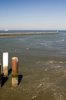 Free Port In Calais Stock Photos - 15237013