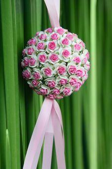 Rose Ball Stock Photos