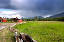 Free Cabins Royalty Free Stock Photography - 15237097