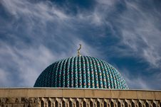 Free Fragment Of Mosque  Petersburg Stock Photo - 15237140
