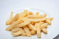 Free French Fries Royalty Free Stock Photo - 15237415