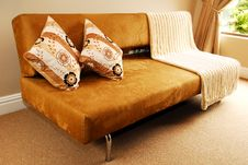 Free Window Couch Stock Images - 15237594