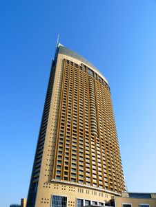 Free High Rise Office Building Royalty Free Stock Image - 15237746