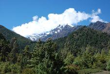 Free Annapurna Landscape Stock Image - 15238031