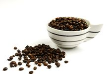 Free Cup Of Coffee Royalty Free Stock Photo - 15238245