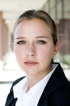 Free Attractive Businesswoman Stock Image - 15239001