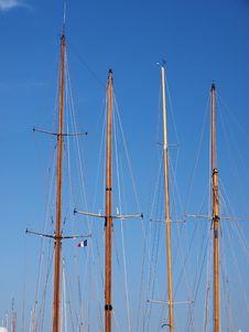 Free Mast Royalty Free Stock Photography - 15239517