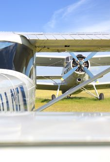 Free A Legendary Airplane 1 Stock Image - 15239601