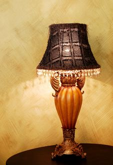 Free Vintage Lamp Royalty Free Stock Photography - 15239707