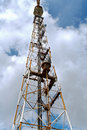 Free Television Tower Stock Photo - 15242660