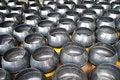 Free Monk S Alms Bowl Royalty Free Stock Photos - 15247608