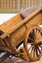 Free Old Wooden Cart Royalty Free Stock Photo - 15249475