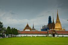 Free Pagoda Royalty Free Stock Image - 15240296
