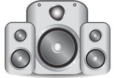 Free Speaker Stock Image - 15240971