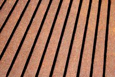 Free Rusty Metal Background Texture Stock Photography - 15242222