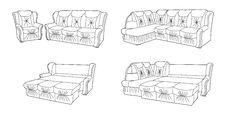Free Classic Furniture Stock Image - 15242231
