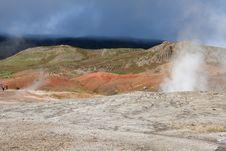 Free Geyser, Iceland Stock Image - 15242331