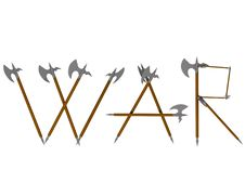 Free War Text Concept Stock Photos - 15242353