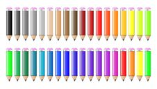 Free Pencils Stock Photo - 15242420