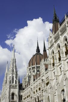 Free Budapest Parliament Stock Photo - 15243000