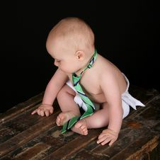Free Baby Boy Stock Image - 15244321
