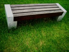 Free Benches And Grass Royalty Free Stock Images - 15244749