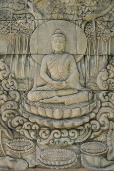 Free Buddha Picture Royalty Free Stock Images - 15244839