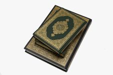 Free Islamic Holy Books 1 Royalty Free Stock Photos - 15245448