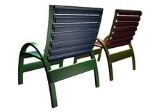 Free Deck Chairs Stock Photos - 15246743