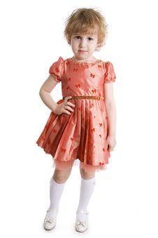 Free Girl Of Fashion Royalty Free Stock Image - 15246776